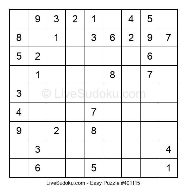 Beginners Puzzle #401115