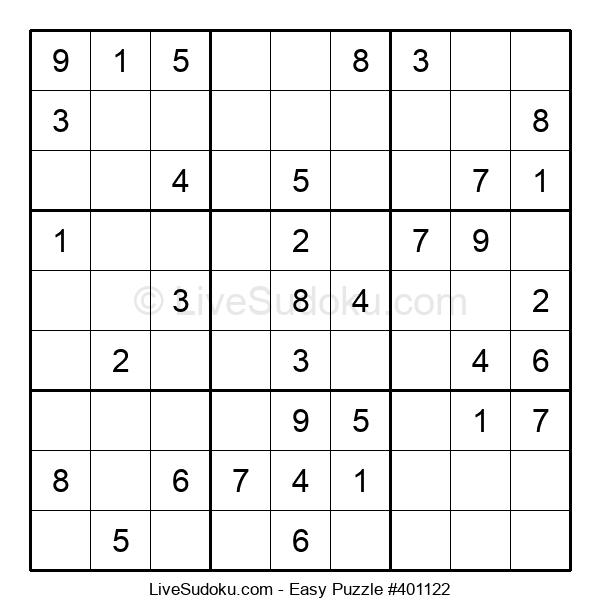 Beginners Puzzle #401122