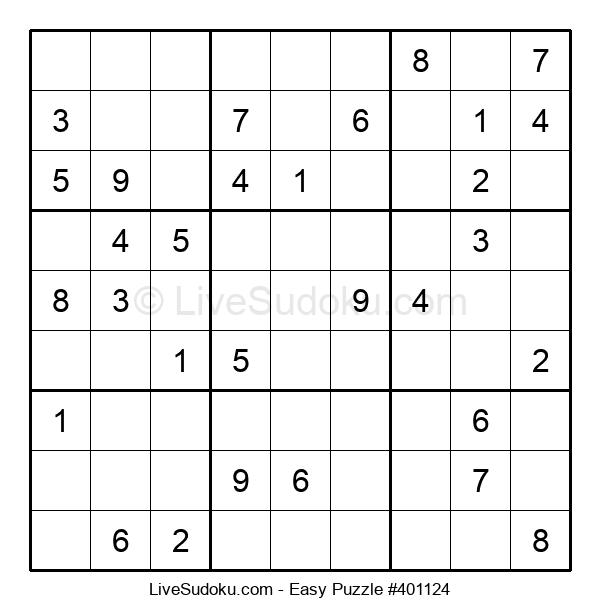 Beginners Puzzle #401124