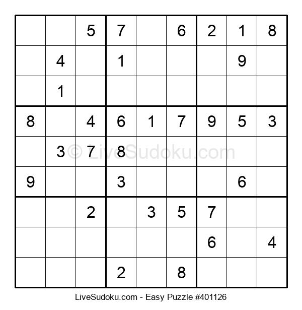Beginners Puzzle #401126