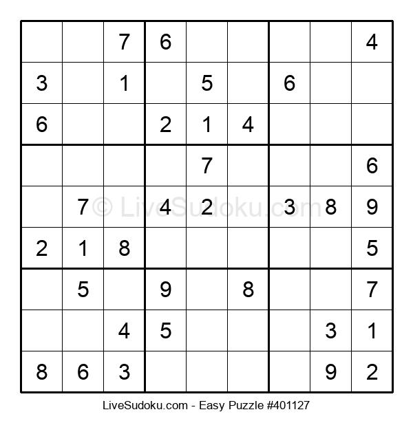 Beginners Puzzle #401127