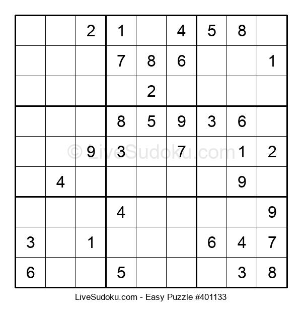 Beginners Puzzle #401133