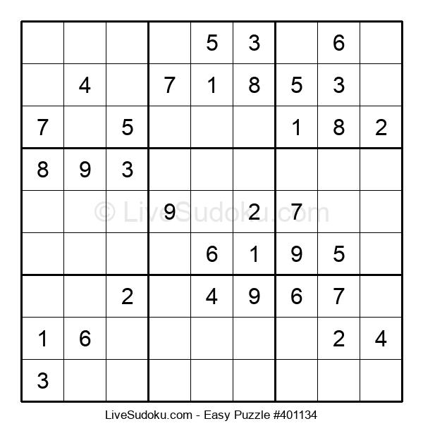 Beginners Puzzle #401134