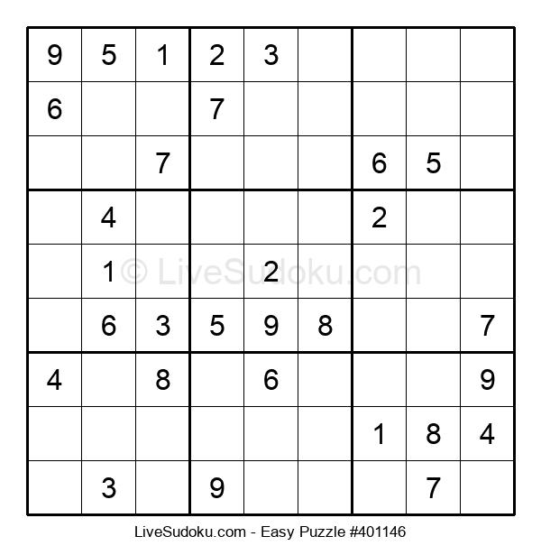 Beginners Puzzle #401146