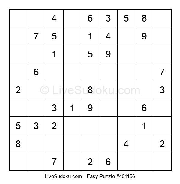 Beginners Puzzle #401156