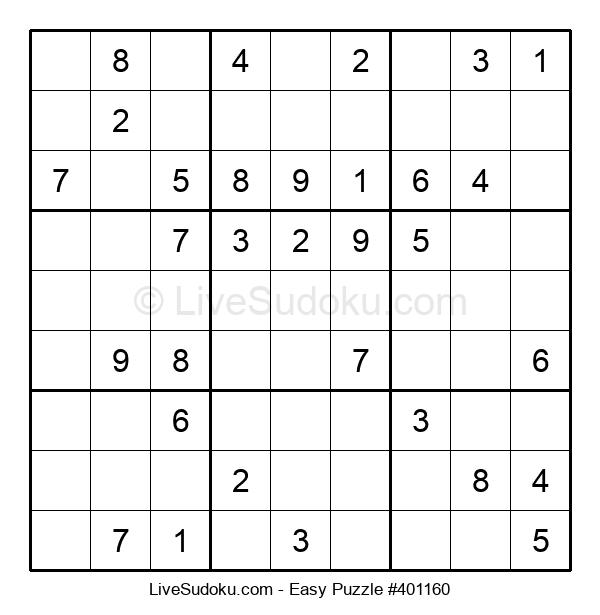 Beginners Puzzle #401160