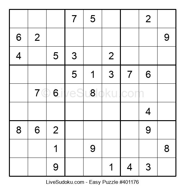 Beginners Puzzle #401176