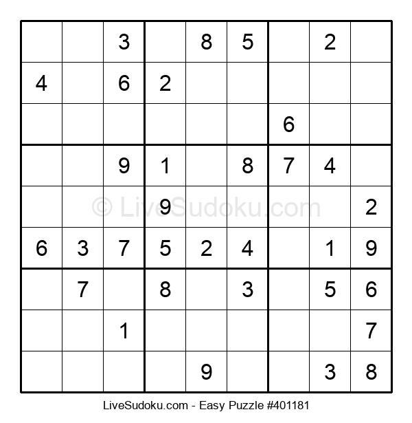 Beginners Puzzle #401181