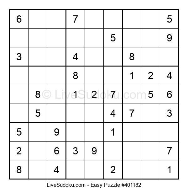 Beginners Puzzle #401182