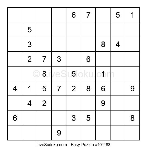 Beginners Puzzle #401183