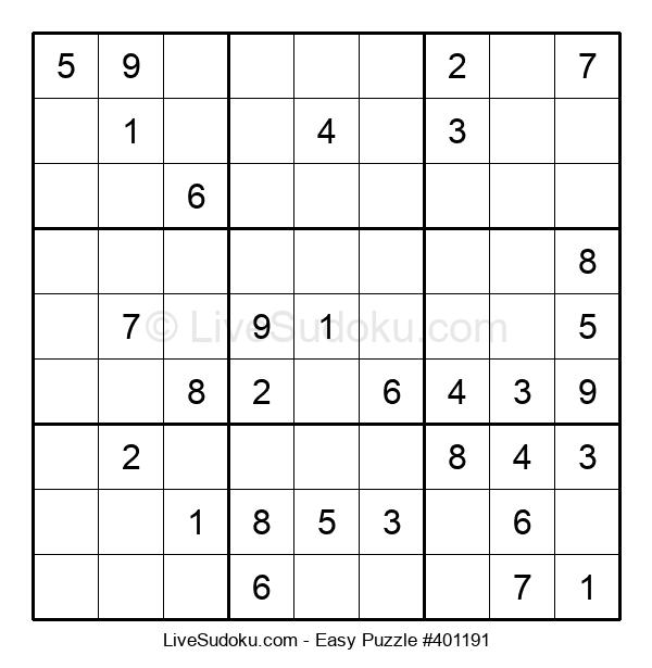 Beginners Puzzle #401191