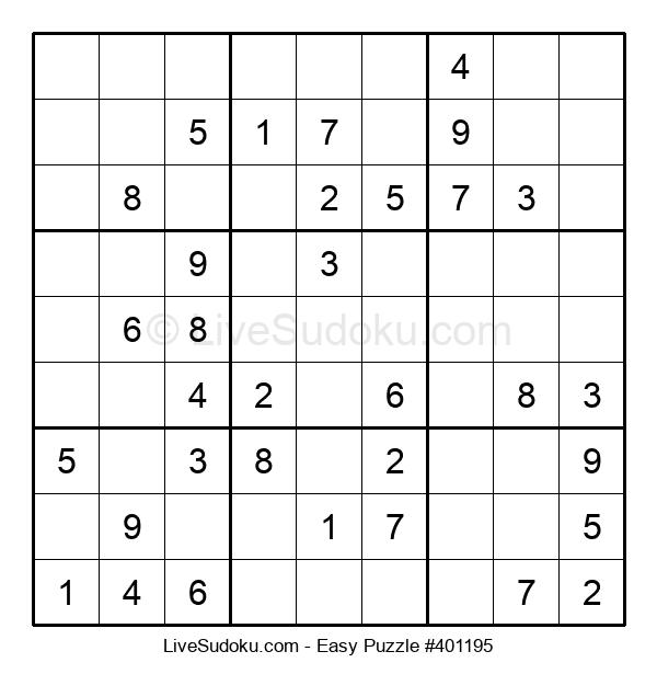 Beginners Puzzle #401195