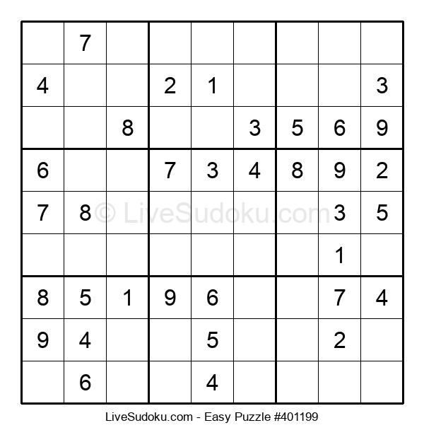 Beginners Puzzle #401199