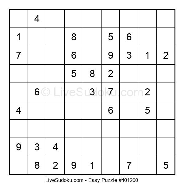 Beginners Puzzle #401200