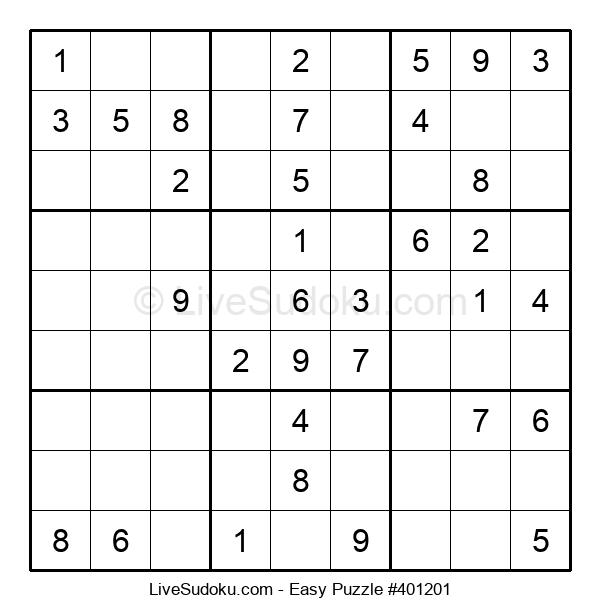 Beginners Puzzle #401201