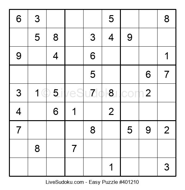 Beginners Puzzle #401210