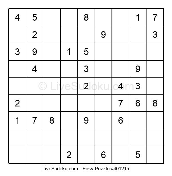 Beginners Puzzle #401215