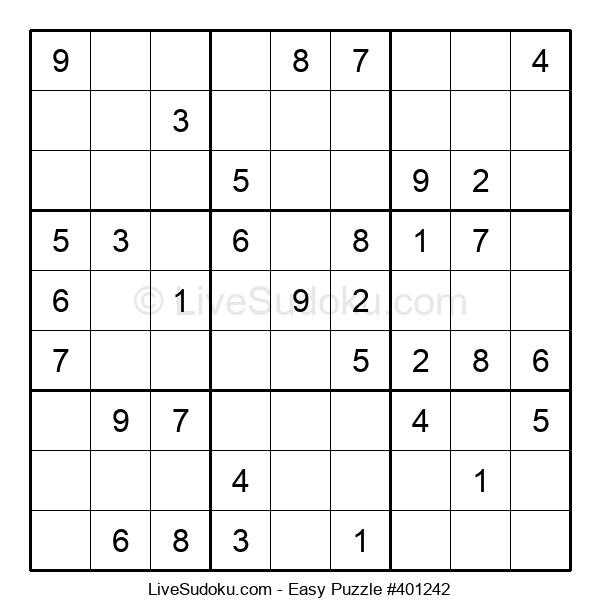 Beginners Puzzle #401242