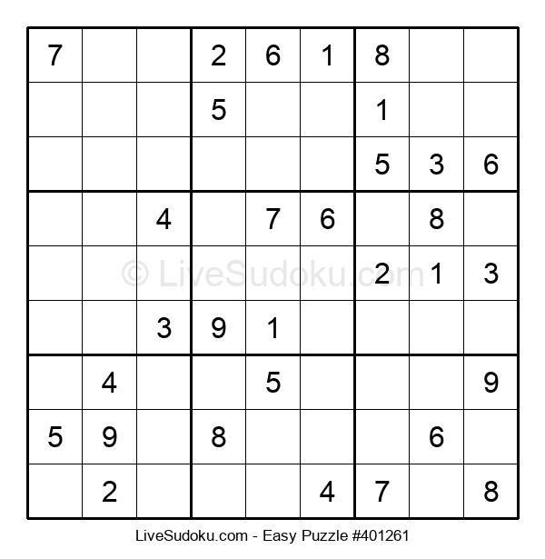 Beginners Puzzle #401261