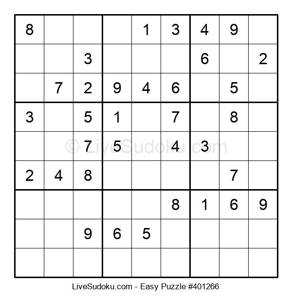 Beginners Puzzle #401266