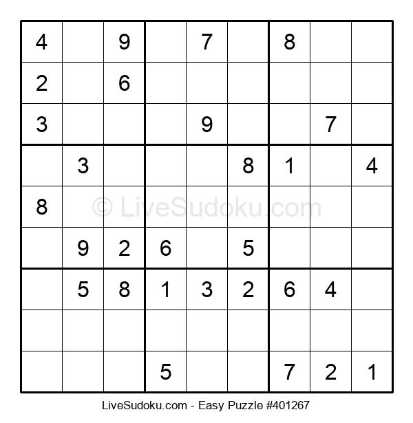 Beginners Puzzle #401267