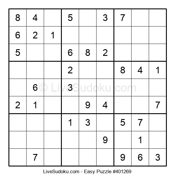 Beginners Puzzle #401269