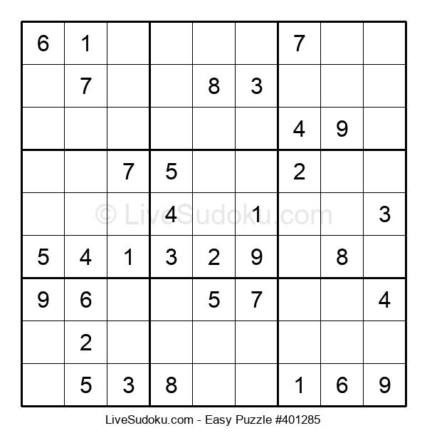 Beginners Puzzle #401285