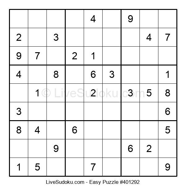 Beginners Puzzle #401292