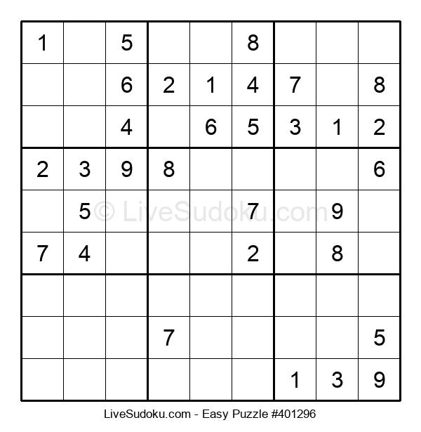 Beginners Puzzle #401296