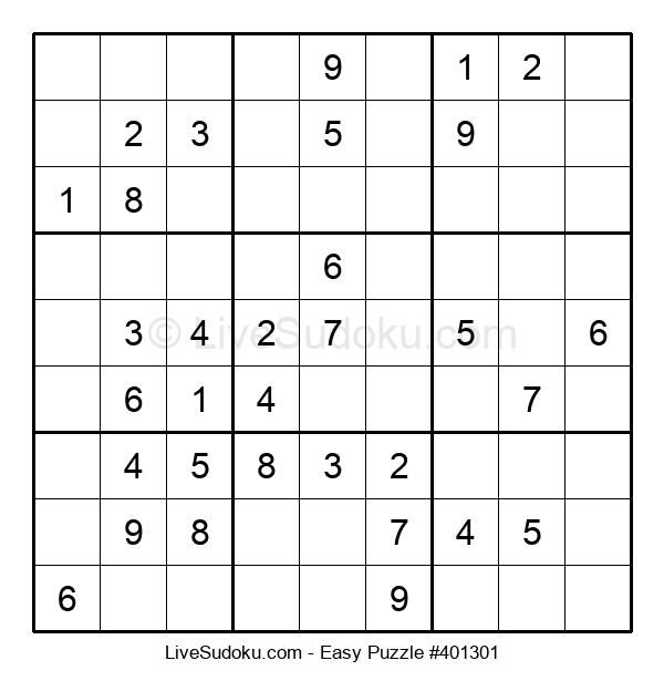 Beginners Puzzle #401301