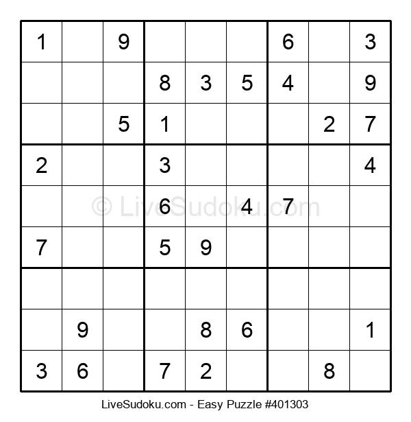 Beginners Puzzle #401303