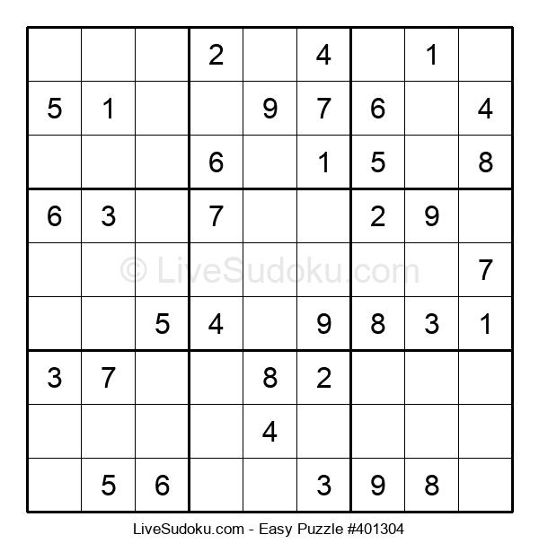 Beginners Puzzle #401304