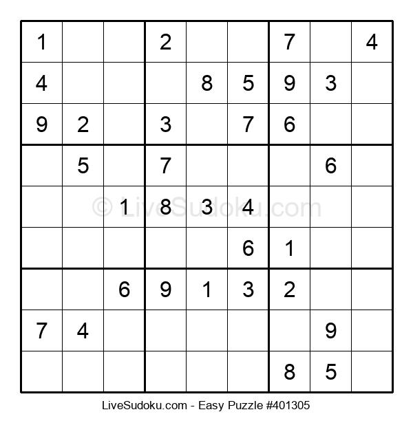 Beginners Puzzle #401305