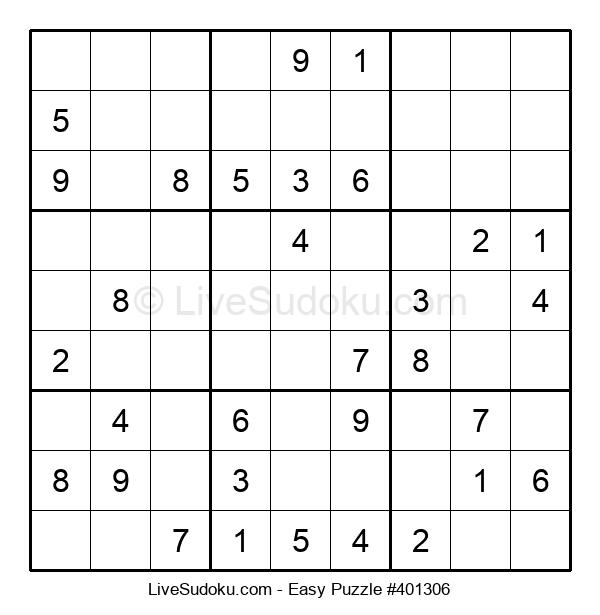 Beginners Puzzle #401306