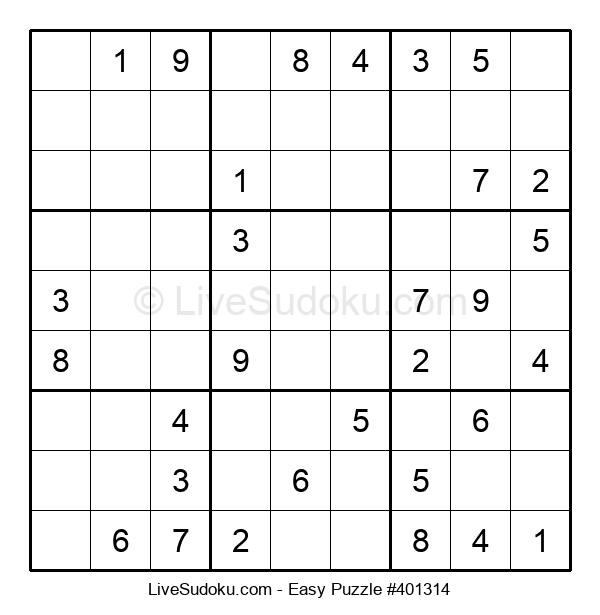 Beginners Puzzle #401314