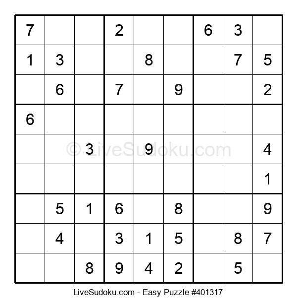 Beginners Puzzle #401317