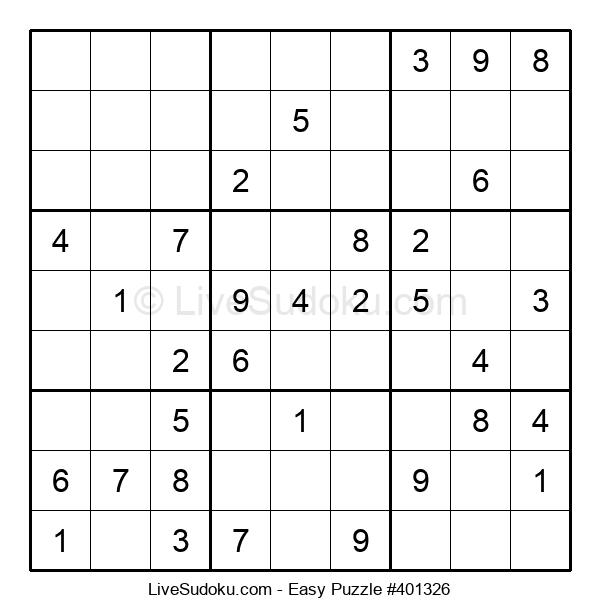 Beginners Puzzle #401326
