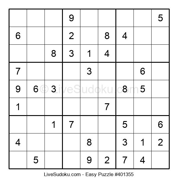 Beginners Puzzle #401355