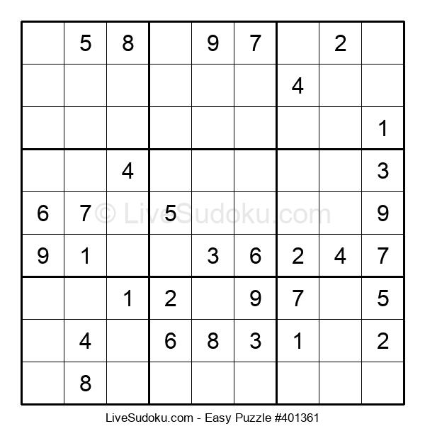 Beginners Puzzle #401361