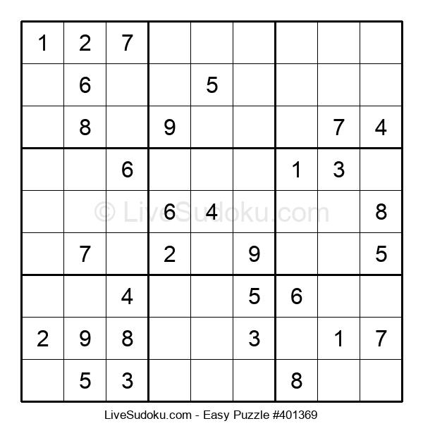 Beginners Puzzle #401369