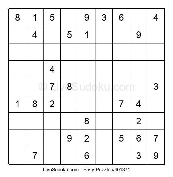 Beginners Puzzle #401371
