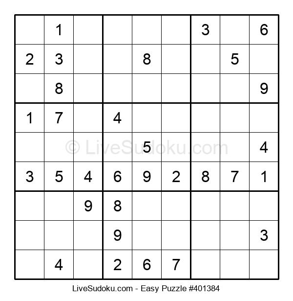 Beginners Puzzle #401384
