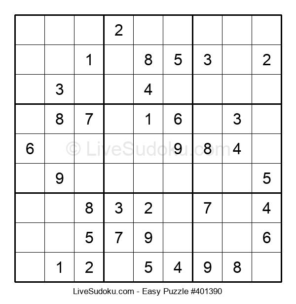 Beginners Puzzle #401390