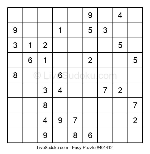 Beginners Puzzle #401412