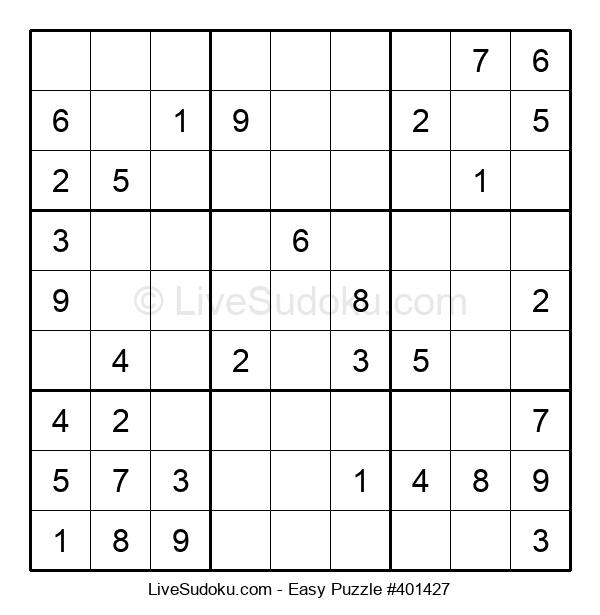 Beginners Puzzle #401427