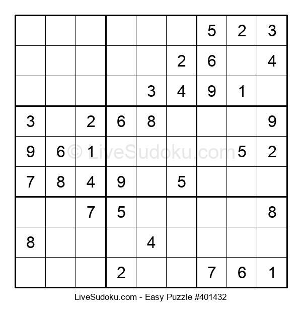 Beginners Puzzle #401432