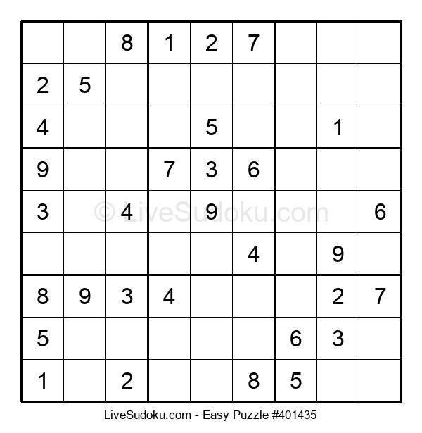 Beginners Puzzle #401435