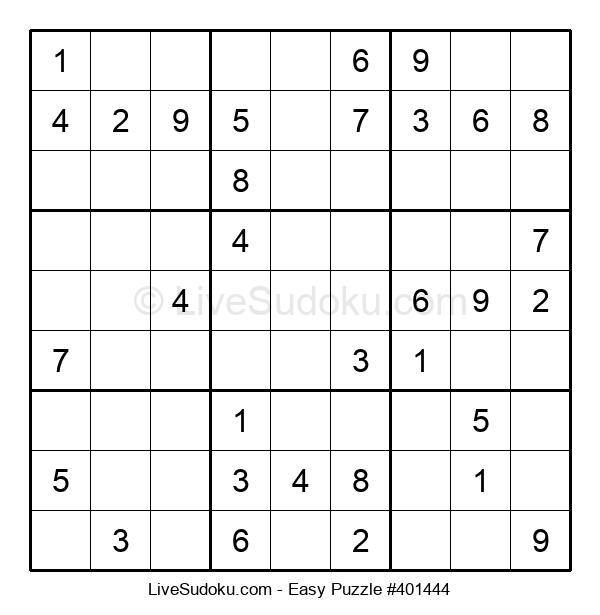 Beginners Puzzle #401444