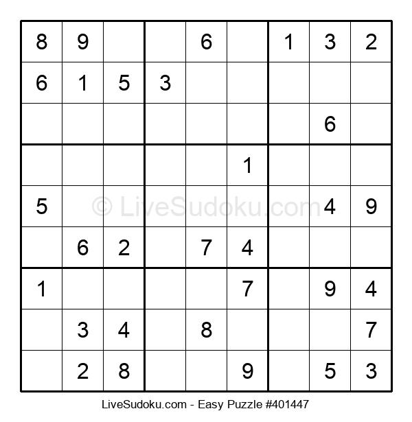 Beginners Puzzle #401447