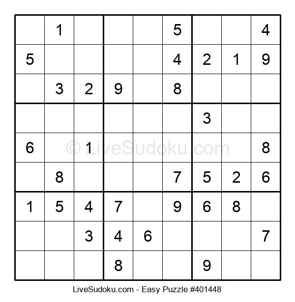 Beginners Puzzle #401448
